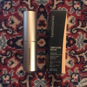 New BareMireral Complexion Rescue Foundation Stick